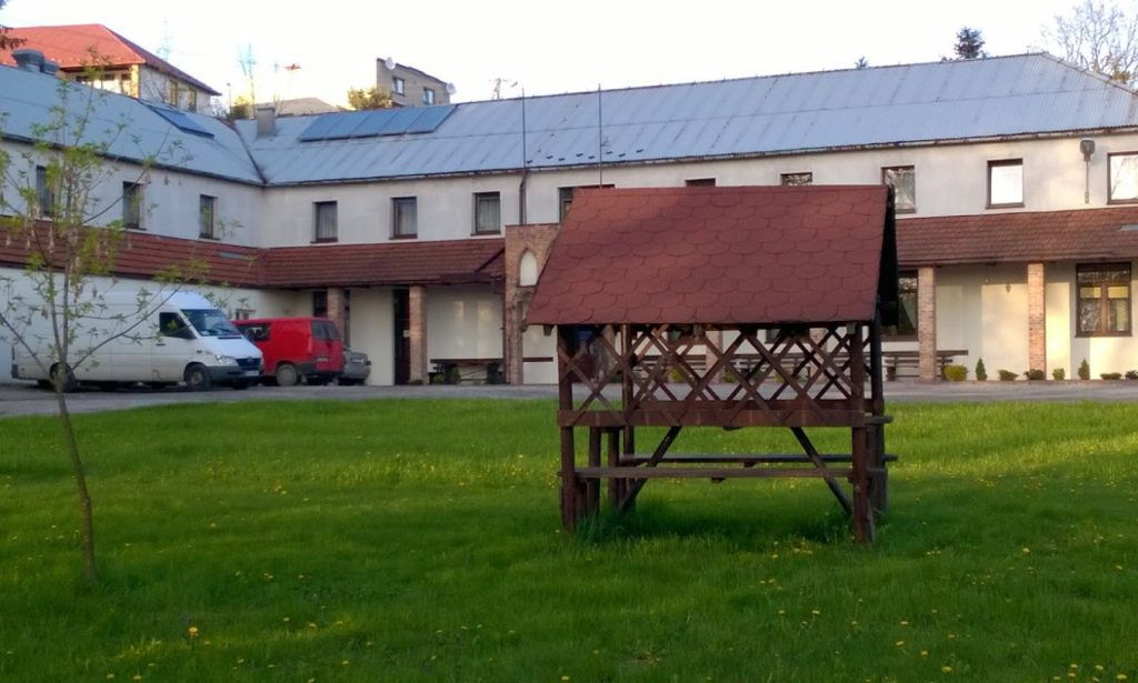 Dom kolping w Luborzycy